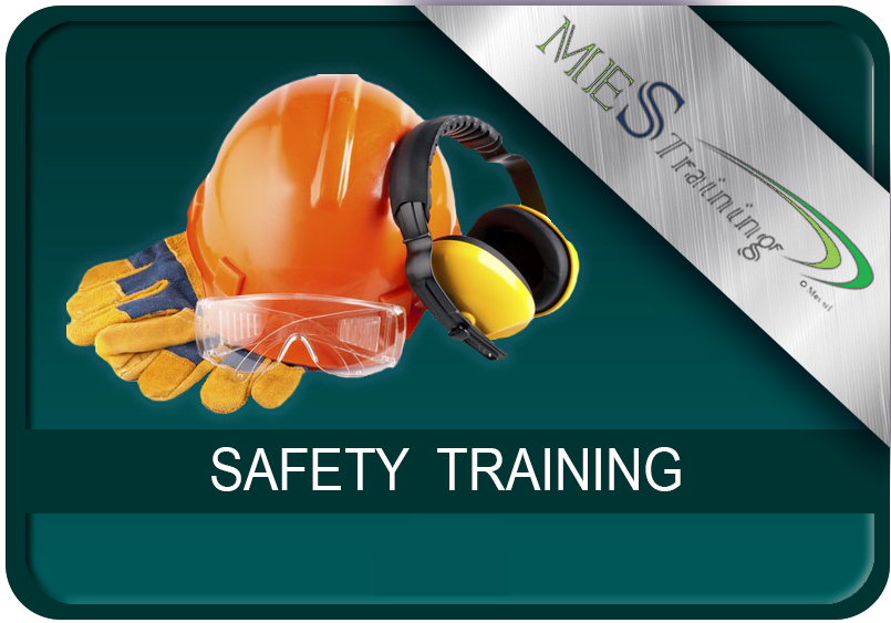 Safety Training - Calendario Training 2018